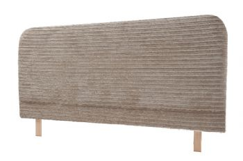 Rome Headboard in Corded Seal or Sand